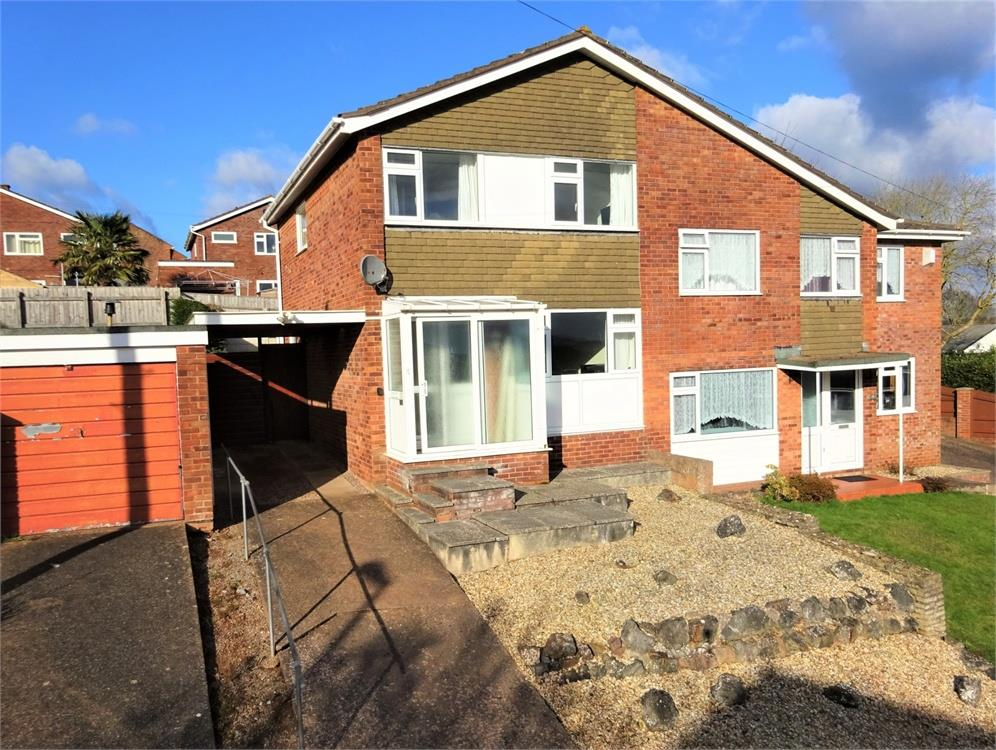 Wheatley Close, Higher St Thomas, EXETER